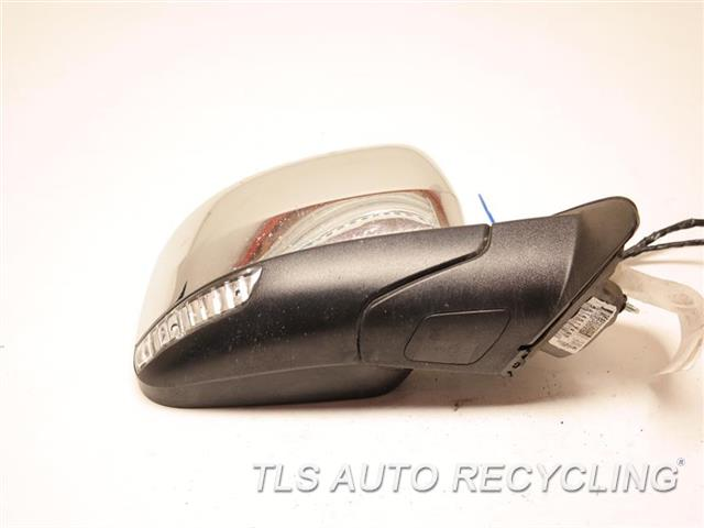 2014 Jeep Grandcher Side View Mirror  RH,BLK,PM,POWER, LIMITED, W/O BLIND