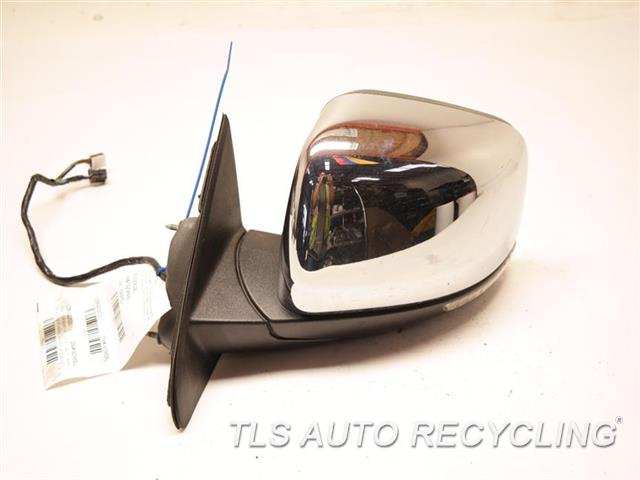 2014 Jeep Grandcher Side View Mirror  LH,BLK,PM,POWER, LIMITED, W/O BLIND