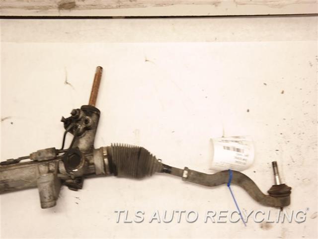2014 Jeep Grandcher Steering Gear Rack W/O PASSENGER TIE ROD END LHD,STEERING GEAR RACK, (LHD),3.6L