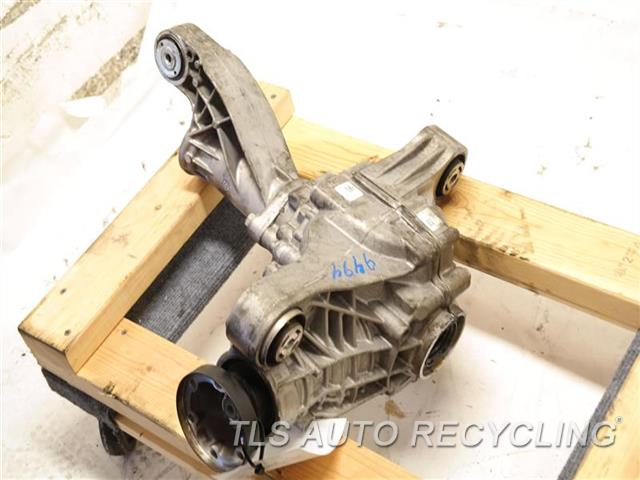2015 Jeep Grandcher Front Differential  FRONT DIFFERENTIAL, 3.45 RATIO
