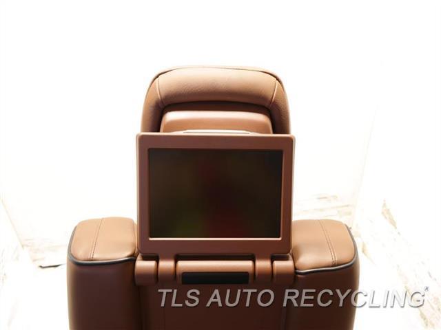 2015 Jeep Grandcher Seat, Front  LH,BRWN,LEA,(AIR BAG), (BUCKET)
