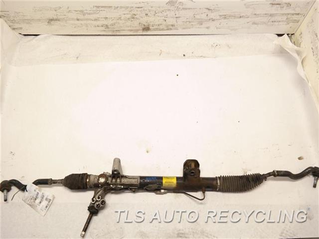 2015 Jeep Grandcher Steering Gear Rack NEED REPLACE PASSENGER TIE ROD LHD,POWER STEERING, (LHD), 3.0L