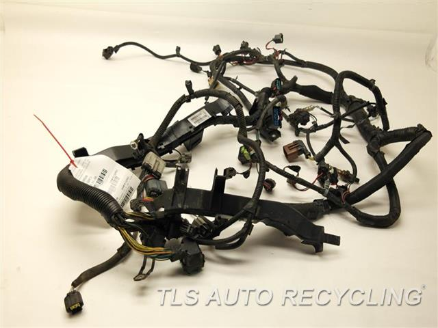 2006 jeep liberty engine wire harness - 4801258ab - used ... 2006 jeep liberty wiring harness