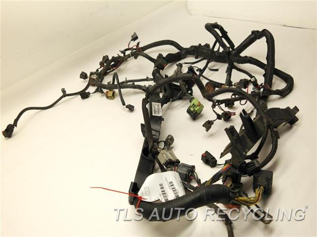 2006 jeep liberty engine wire harness - 4801258ab - used ... 2007 jeep liberty wiring harness
