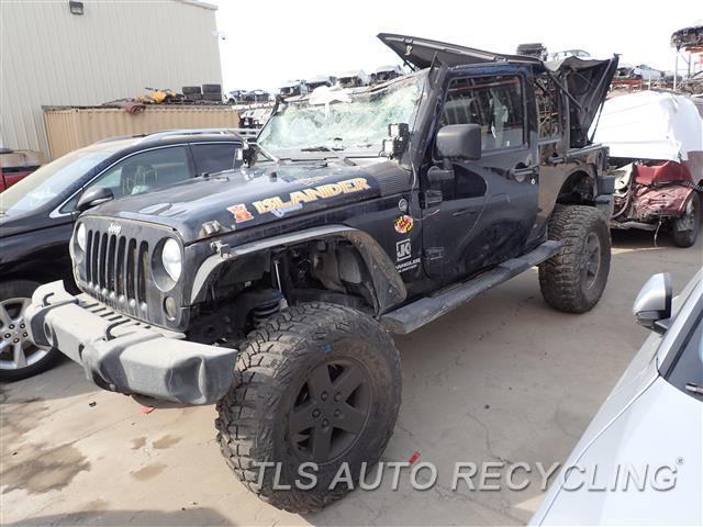 Used Jeep Wrangler Parts >> Parting Out 2010 Jeep Wrangler Stock 7457gr Tls Auto Recycling