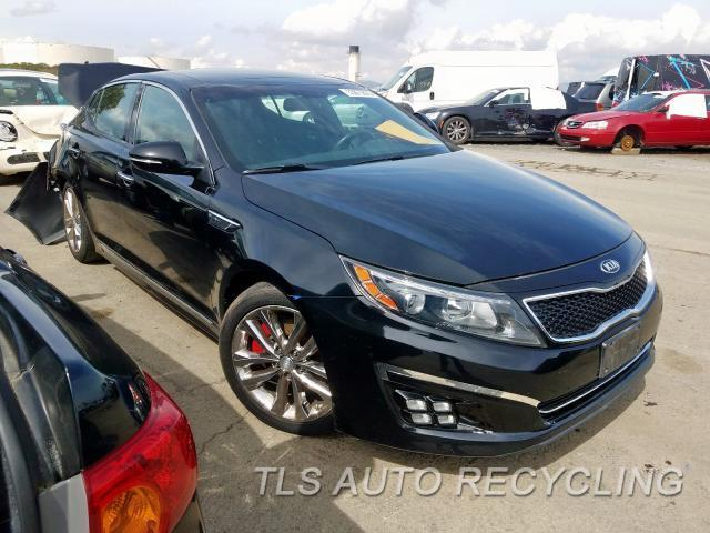 2015 Kia OPTIMAKIA Parts Stock# 00349P
