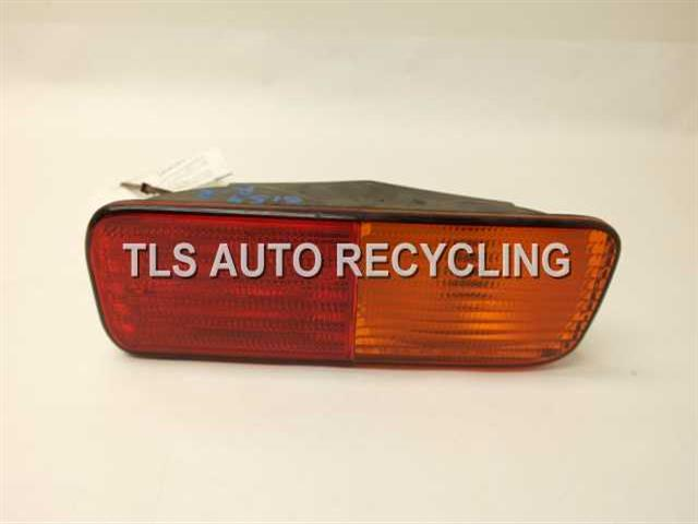 1999 Land Rover Disco Ii Tail Lamp XFB101480 PASSNGER BUMPER MOUNT TAIL LAMP