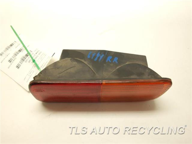 2001 Land Rover Discovery Tail Lamp XFB101480   PASSENGER BUMPER MOUNTED TAIL LAMP