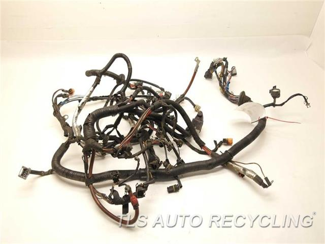 2002 Land Rover Discovery Engine Wire Harness