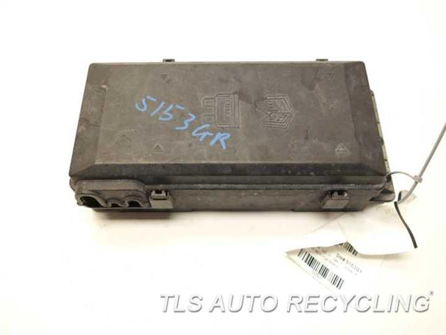 2003 Land Rover DISCOVERY fuse box ENGINE FUSE BOX
