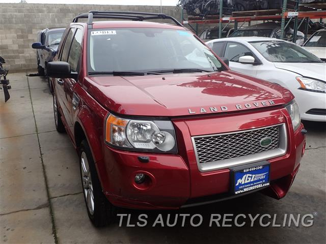 2009 Land Rover LR2 Parts Stock# 6457BL