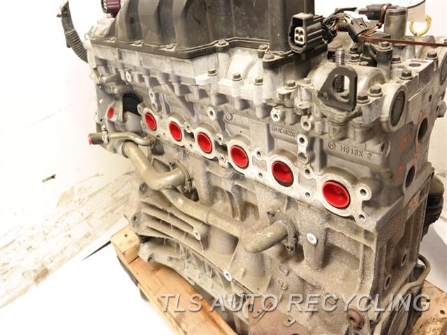 2009 Land Rover Lr2 Engine Assembly  ENGINE ASSEMBLY 1 YEAR WARRANTY