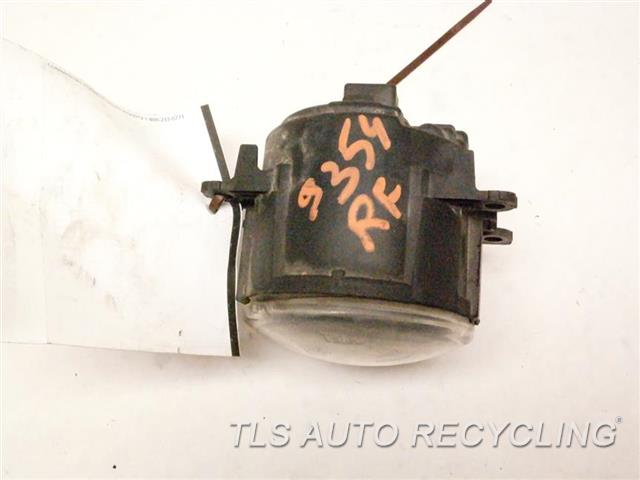 2009 Land Rover Lr2 Front Lamp  RH. FOG-LAMP