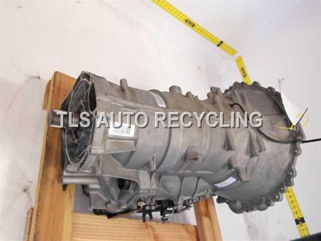 2005 Land Rover LR3 transmission - AUTOMATIC TRANSMISSION 1