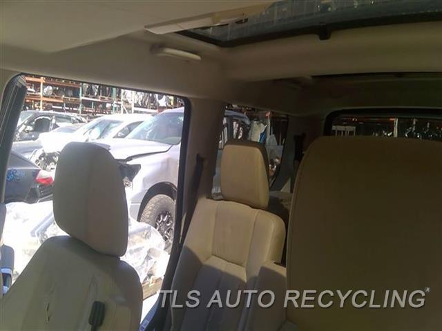 2011 Land Rover Lr4 Air Bag  RH,(FRONT), PASSENGER, ROOF, REAR