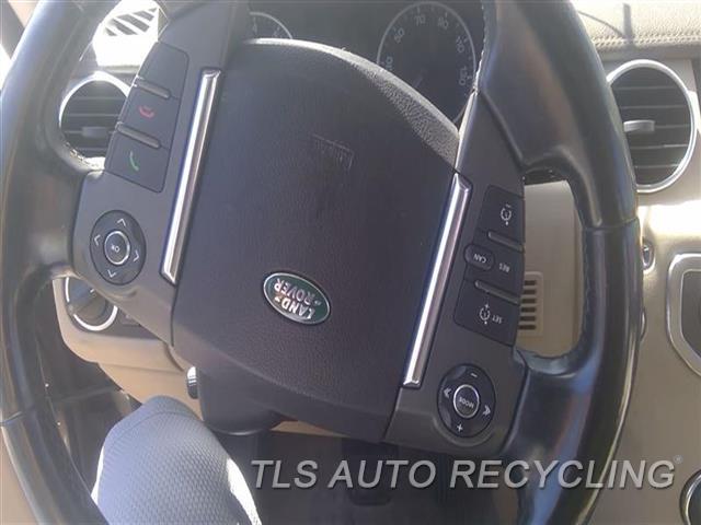 2011 Land Rover Lr4 Air Bag  LH,(FRONT), DRIVER, WHEEL,