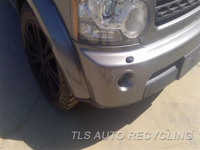 2011 Land Rover Lr4 Bumper Cover Front DENT MIDDLE SECTION 4D1,GRY,(FOG LAMPS, WASHERS), FRONT