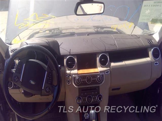 2011 Land Rover Lr4 Dash Board  AC,BROWN