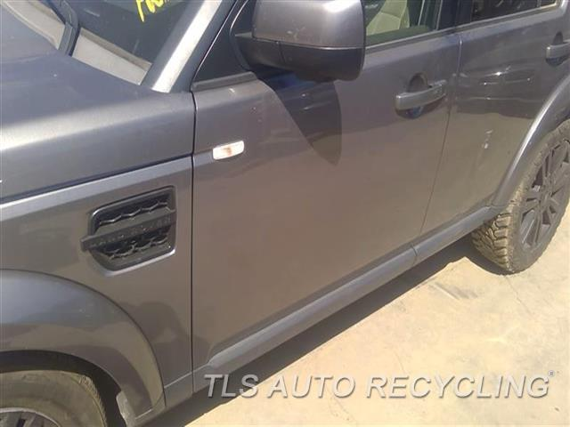 2011 Land Rover Lr4 Door Assembly, Front  000,LH,GRY