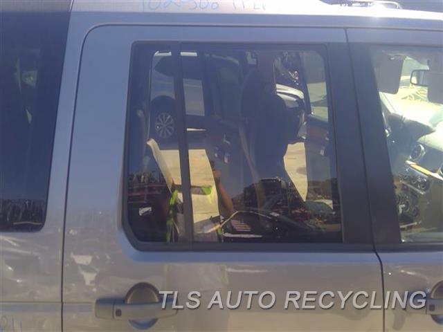 2011 Land Rover Lr4 Door Glass, Rear  RH