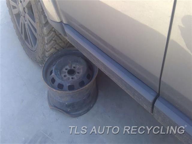 2011 Land Rover Lr4 Door Molding, Rear  RH REAR DOOR TRIM BLK TEXTURED