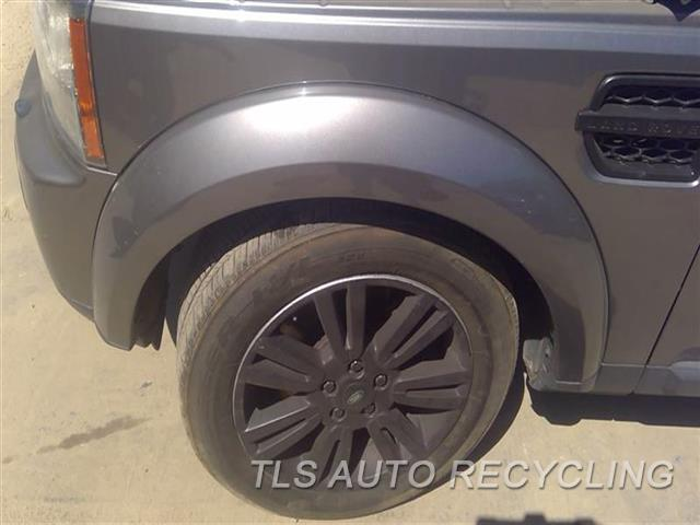 2011 Land Rover Lr4 Fender Flare  GRY,LH