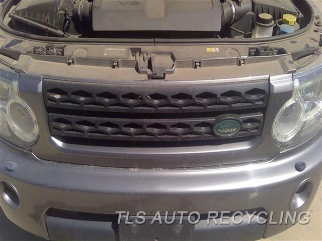 2011 Land Rover Lr4 Grille  GRY,PAINTED SURROUND, BLACK MESH