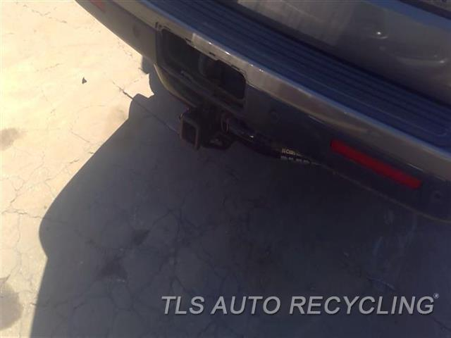 2011 Land Rover Lr4 Trailer Hitch  TOW HITCH