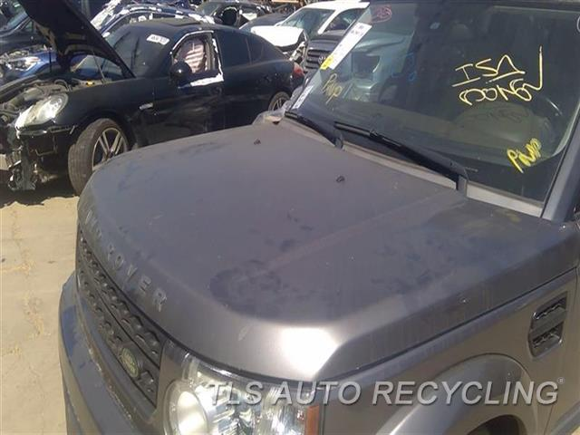 2011 Land Rover Lr4 Hood DENT RH FRONT SECTION NIQ,3D1,GRY