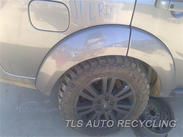 2011 Land Rover Lr4 Quarter Moulding  GRY RH QUARTER TRIM