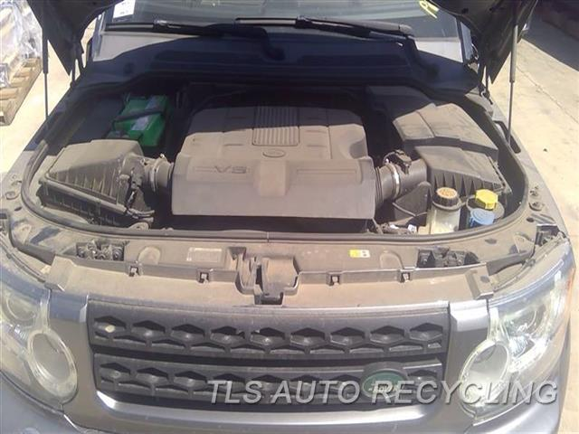 2011 Land Rover Lr4 Radiator Core Supp  CORE SUPPORT