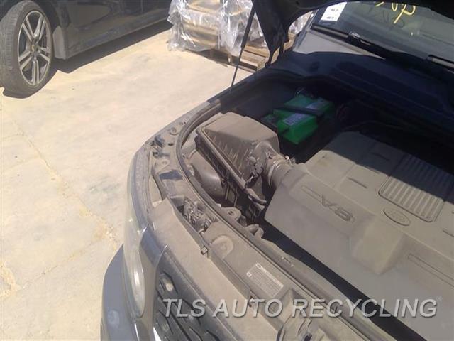 2011 Land Rover Lr4 Radiator Core Supp  RH APRON