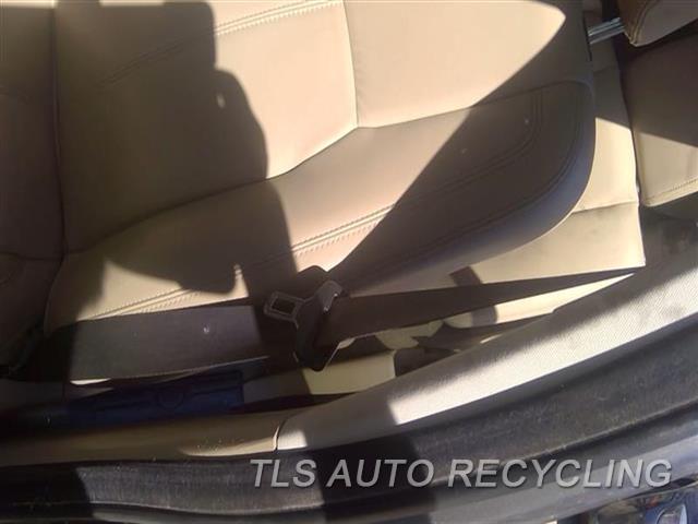 2011 Land Rover Lr4 Seat Belt Front  BLK,(BUCKET SEAT), DRIVER, RETRACTO