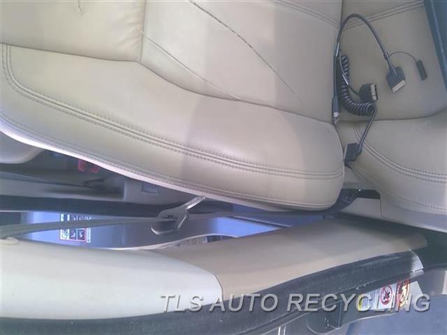 2011 Land Rover Lr4 Seat Belt Front  BLK,(BUCKET SEAT), PASSENGER, RETRA