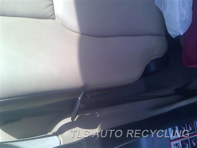 2011 Land Rover Lr4 Seat Belt Rear  BLK,RH,OUTER