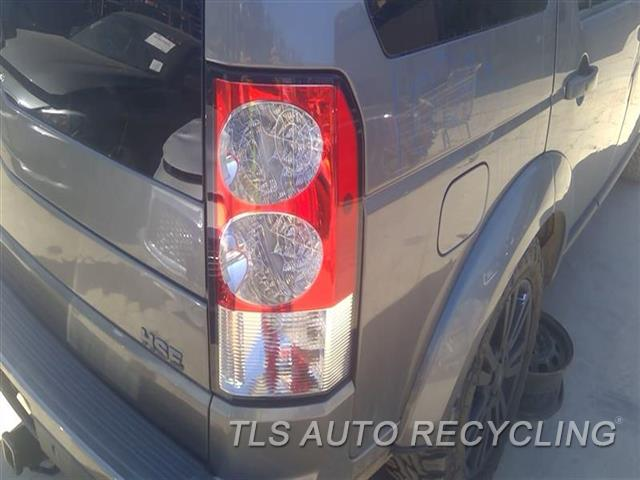 2011 Land Rover Lr4 Tail Lamp  RH,QUARTER PANEL MOUNTED