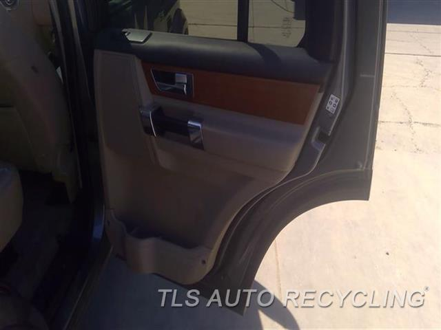 2011 Land Rover Lr4 Trim Panel, Rr Dr  RH,TAN,LEA