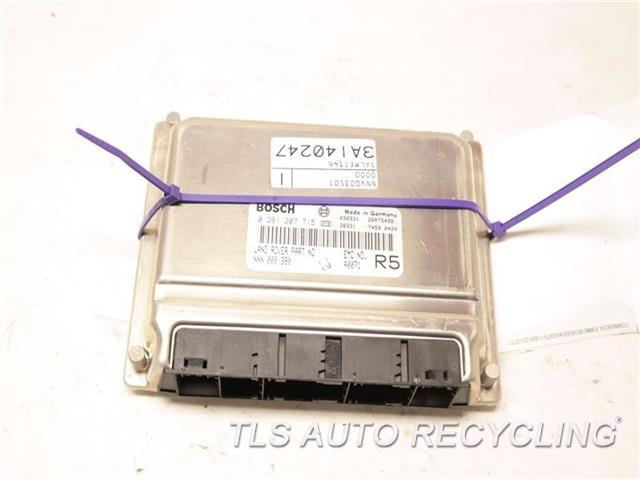 2003 Land Rover Range Rover Eng/motor Cont Mod  NNN000390 ENGINE CONTROL UNIT ECU