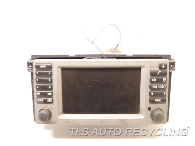 2003 Land Rover Range Rover Navigation Gps Screen  DISPLAY, NAVIGATION