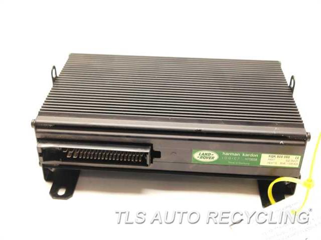 2004 Land Rover Range Rover Radio Audio / Amp  HARMAN/KARDON AMPLIFIER XQK500050