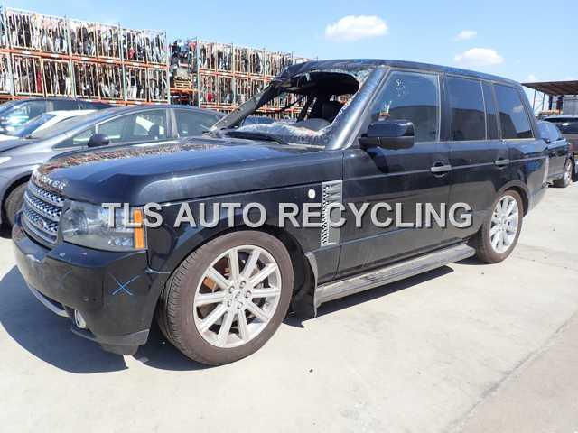 Parting Out Land Rover Range Rover Stock RD TLS - Range rover stock