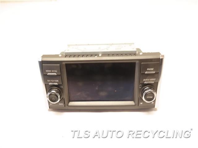 2012 Land Rover Range Rover Navigation Gps Screen BH4210E887MF CENTER DASH, (TOUCH SCREEN)
