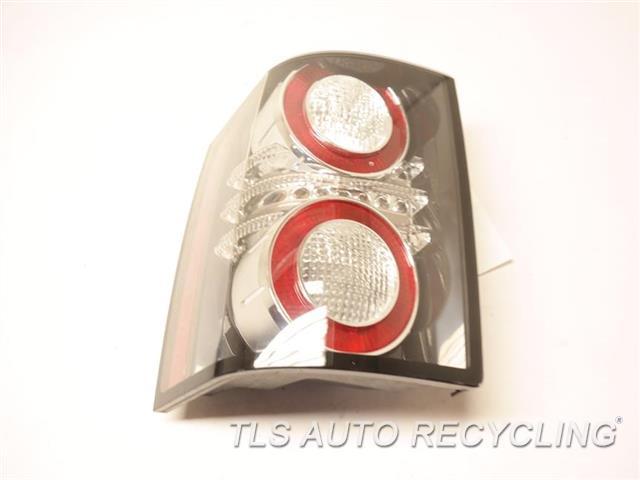 2012 Land Rover Range Rover Tail Lamp  LH,(BLACK HOUSING), L.