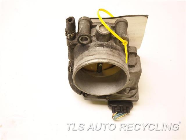 2012 Land Rover Range Rover Throttle Body Assy  (5.0L)