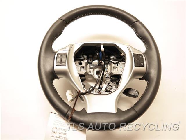 2012 lexus ct 200h steering wheel 45100 76060 c1 84250. Black Bedroom Furniture Sets. Home Design Ideas