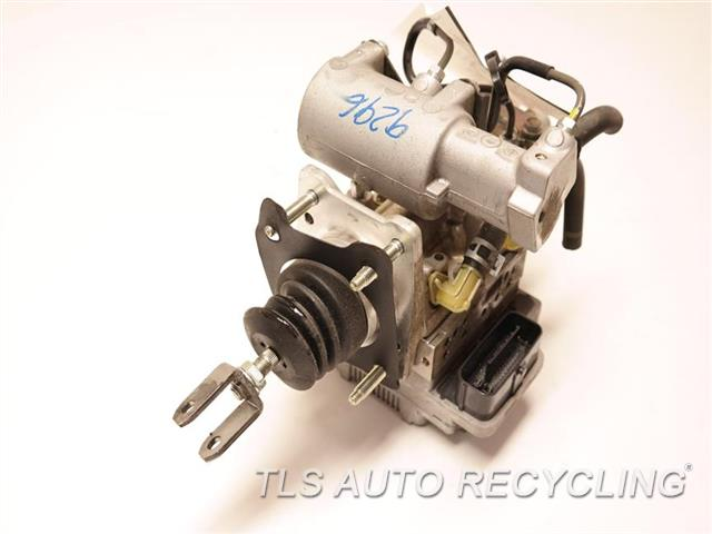 2013 Lexus Ct 200h Abs Pump 47050-76040 ACTUATOR AND PUMP ASSEMBLY