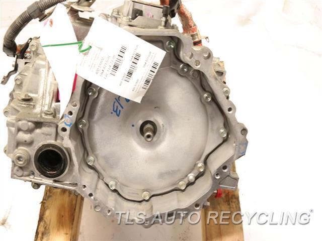 2013 Lexus Ct 200h Transmission  AUTOMATIC TRANSMISSION 1 YR WARRANTY
