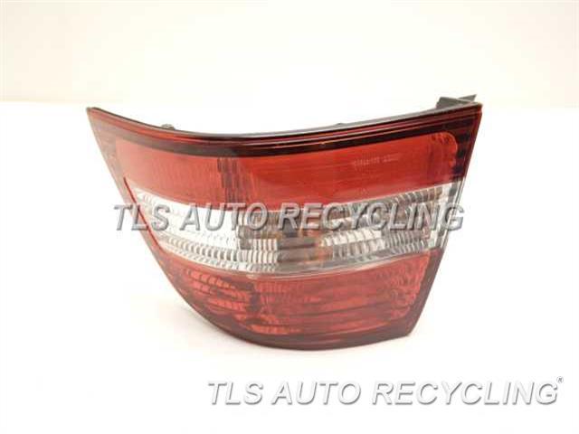 1999 Lexus Es 300 Tail Lamp  PASSENGER TAIL LAMP 81551-3320