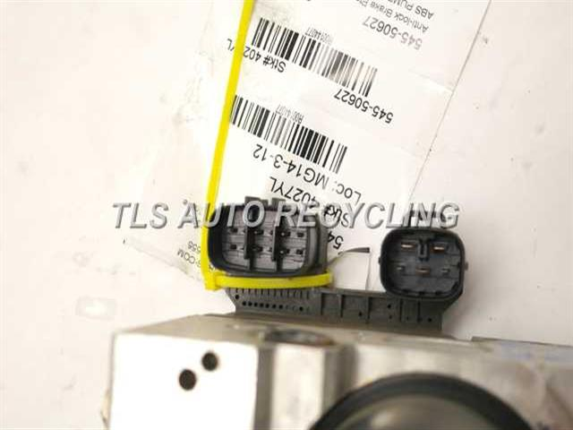 2000 Lexus Es 300 Abs Pump  ABS PUMP 44540-33010