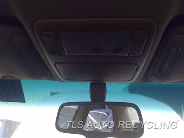 2000 Lexus Es 300 Console Front And Rear  TAN,ROOF, SUNROOF